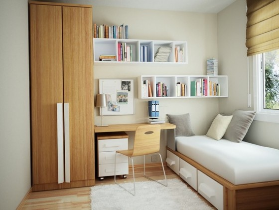 How To Make A Very Small Bedroom Look Bigger Home Decor Report
