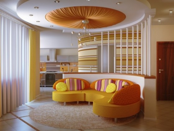 Simple Pop Ceiling Designs for Living Room | Home Decor Report