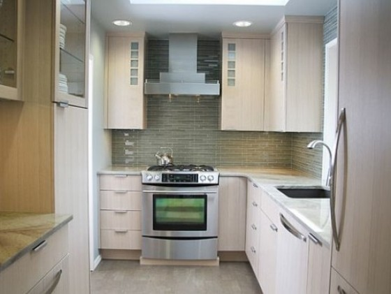 Outsmarting Kitchens Small Spaces Looks Bigger