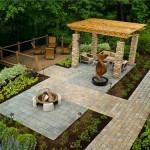 Backyard Landscape Pictures