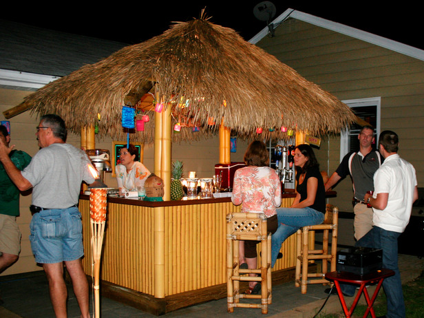 Tips For Building A Tiki Bar Home Decor Report