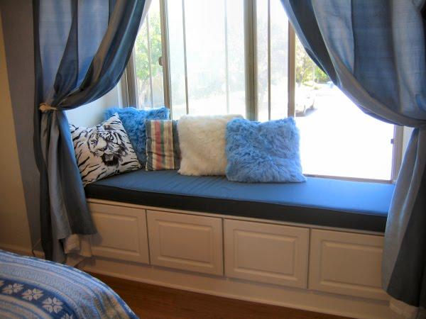 6 Steps To Make Custom Window Seat Cushions Home Decor