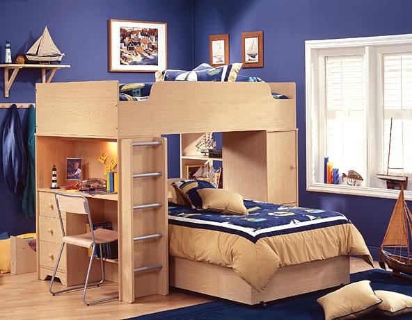 Decorating Ideas For Kids Bedrooms Boys