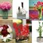 Flower Arrangement For Bathroom