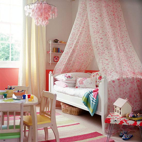 Girl Bedroom Design Ideas