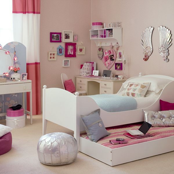 Girls Bedroom Paint Idea