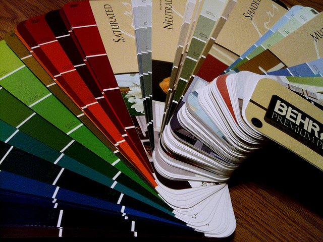 Home Interior Paint Color Schemes