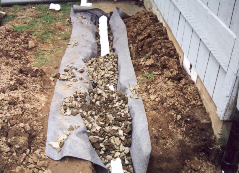 Tips To Make A French Drain Home Decor Report