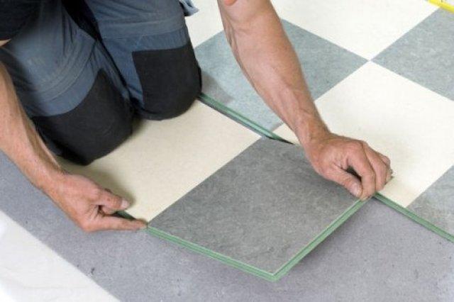 Installing Linoleum