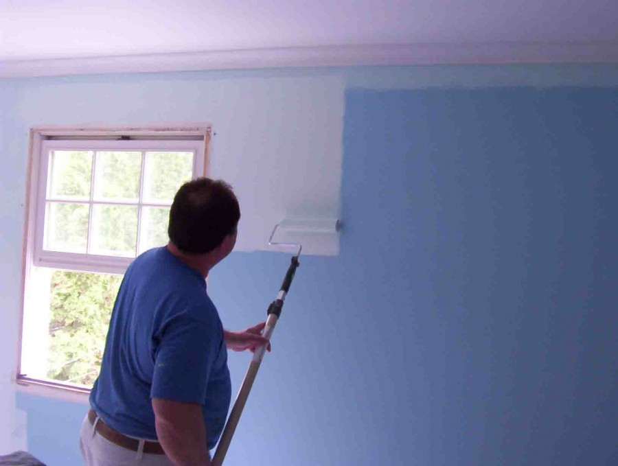 Interior Paint Techniques