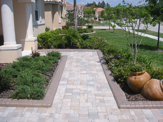 Landscape Edging Material