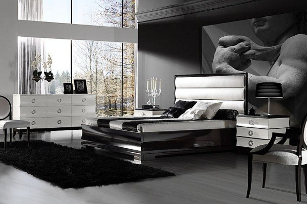 Mens Bedroom Wallpaper Ideas