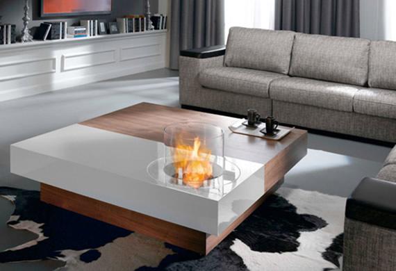 modern coffee table design plans