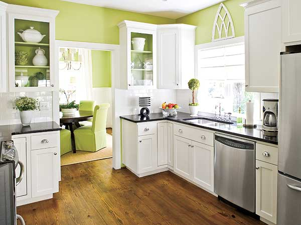 Paint Color For Kitchen