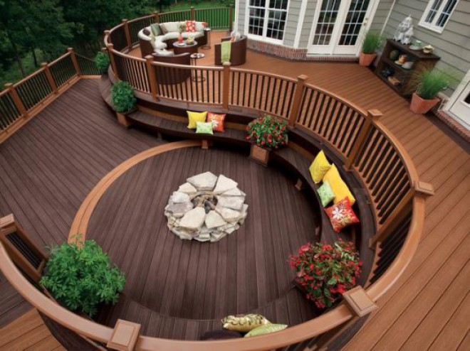 Patio And Deck Designs