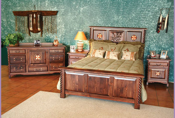 Southwestern Style Furniture Home Decor Report