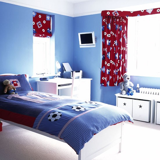 Sport Themed Bedrooms