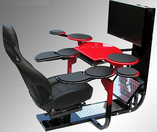 Ultimate Computer Chair