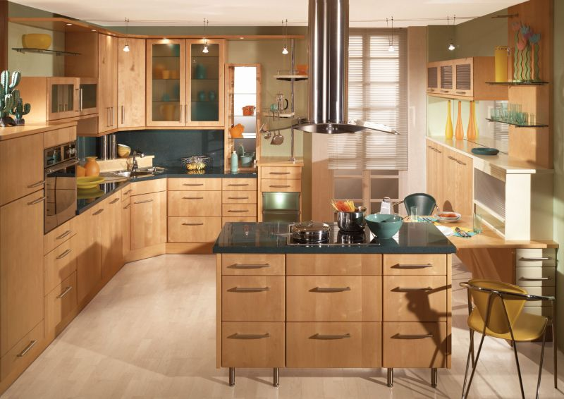 Kitchen Cabinet Islands Designs