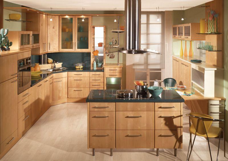 Kitchen Cabinet Islands Designs