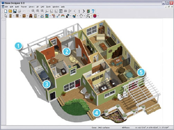 3D Home Architect Free