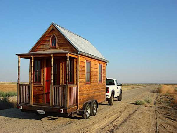 89 Square Foot House