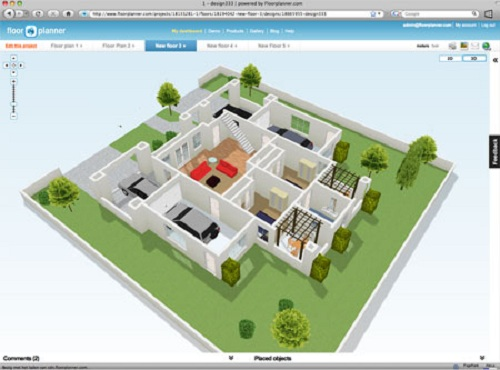 Build and design a house online home decor report for Build a building online