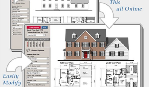 Build And Design Your Own House Online