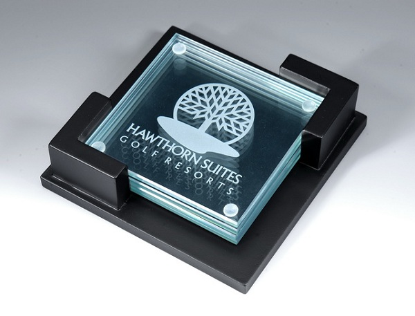 Clear Glass Coasters Products