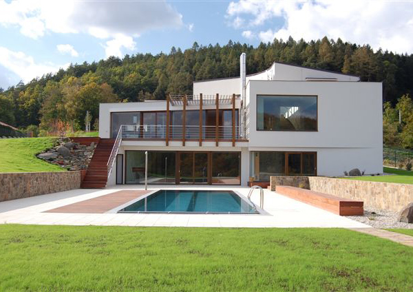 Contemporary Luxury Home Plans
