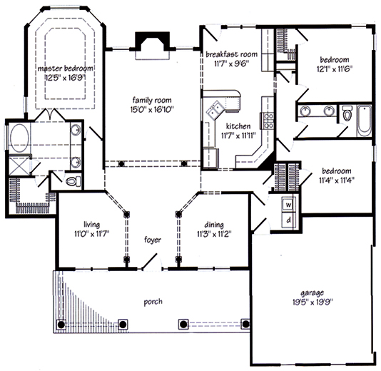 Floor Plans For New Homes