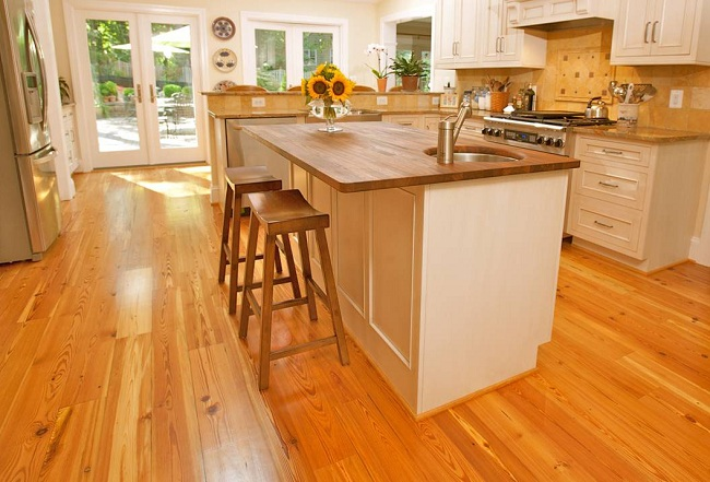 Get Recycled Wood Floors
