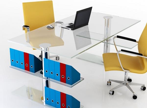 Glass Furniture Design