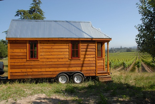 Jay Shafer Tumbleweed Homes