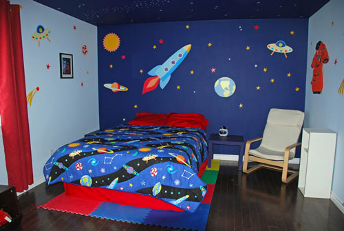 Kids Bedroom For Boys