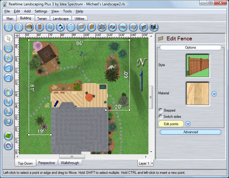 5 free software to design home and garden home decor report for Free home layout software