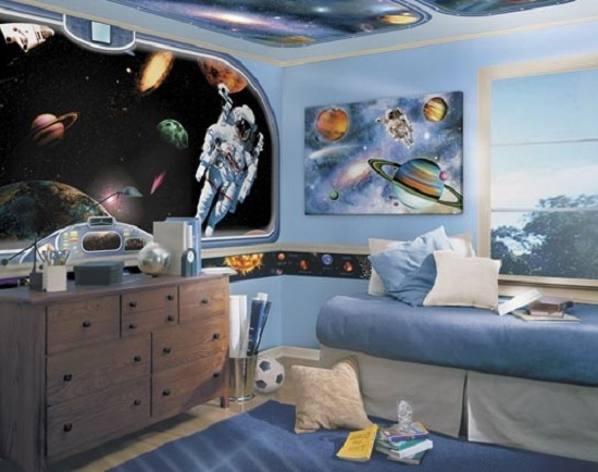 Pictures Of Kids Bedroom Designs