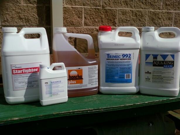 Pre Emergent Herbicides
