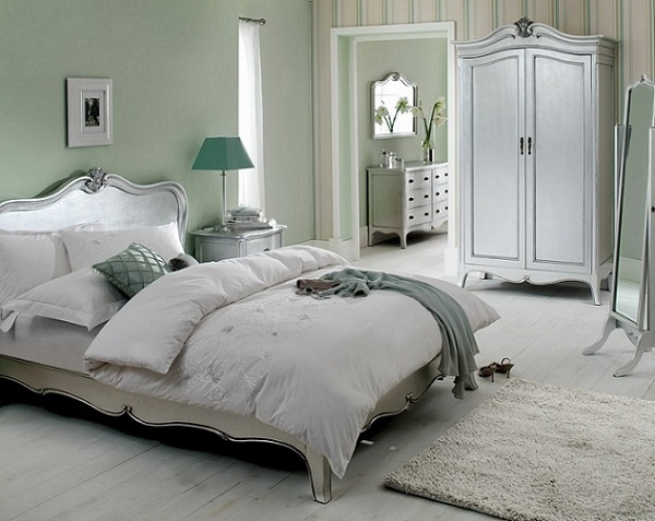Silver Bedroom Furniture