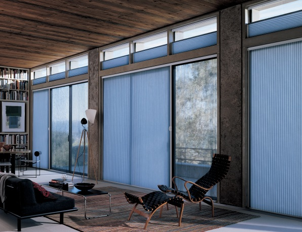 Sliding Glass Door Window Treatment