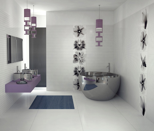 Small Bathroom Designs 2012