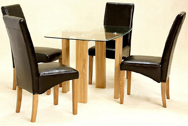Small Glass Dining Tables