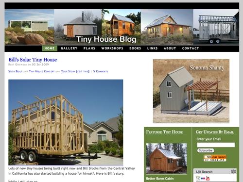Small House Blog