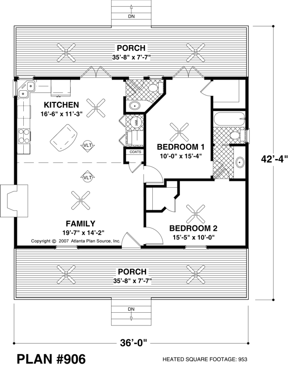 Tips to find small house design idea home decor report for Find house floor plans