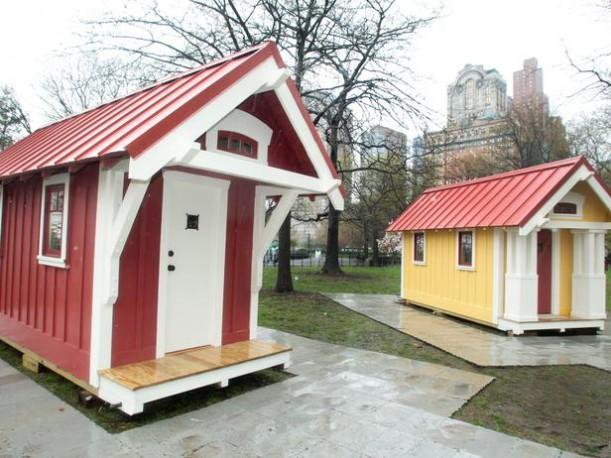 Tiny Houses Plans