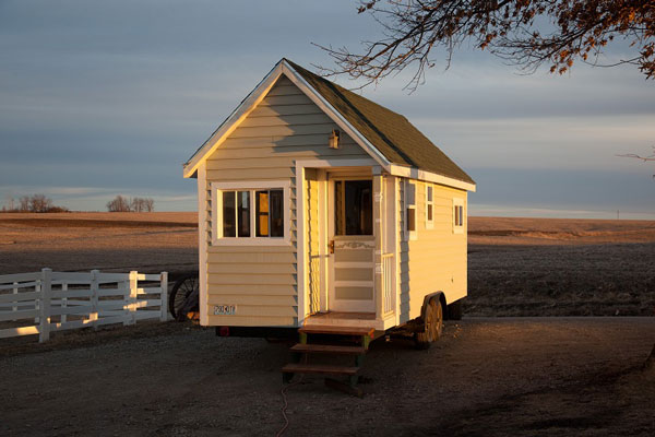 Tiny Mobile Home