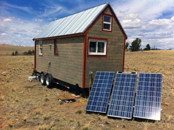 Tiny Solar House Plans