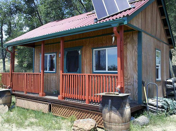 Tiny Solar House