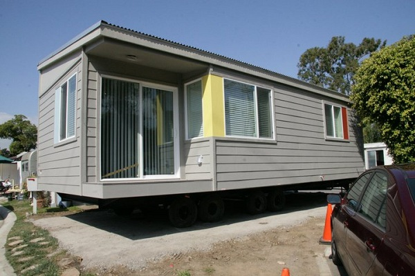 Trailer Home Designs