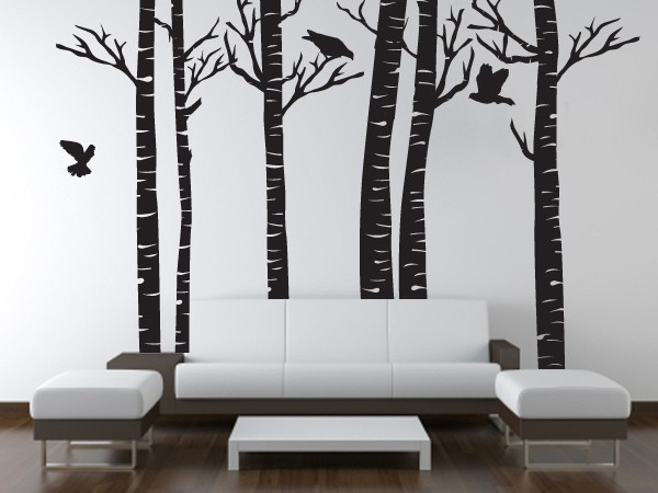 Magnificent Birch Tree Wall Decals 600 x 450 · 48 kB · jpeg